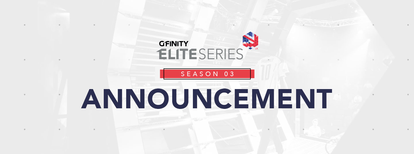 Gfinity Esports Announcement | Gfinity Plc